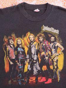 Camisetas de Judas Priest - Camisetas de Heavy Metal y