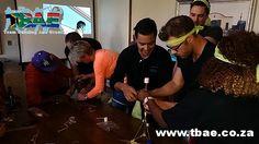 Marshmallow Team Building Activity #TeamBuilding #NewMediaPublishing #MinuteToWinIt