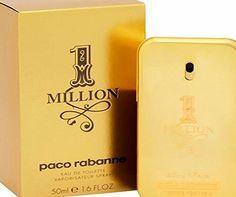 Paco Rabanne 1 Million Eau de Toilette for Men - 50 ml No description (Barcode EAN = 0721866382757). http://www.comparestoreprices.co.uk/december-2016-week-1/paco-rabanne-1-million-eau-de-toilette-for-men--50-ml.asp