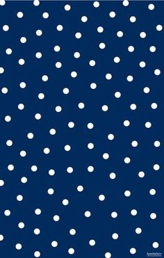 Polka dot navy pattern blue wallpaper phone, wallpaper backgrounds y Blue Wallpaper Phone, Handy Wallpaper, Cellphone Wallpaper, Mobile Wallpaper, Pattern Wallpaper, Blue Wallpapers, Wallpaper Backgrounds, Polka Dot Background, Stationery Store