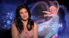 """Oscar 2014 - Bastidores do filme """"Frozen"""""""