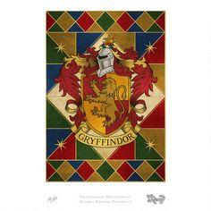 Gryfindor House Crest