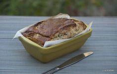 Banana bread vegan tip top (huile par moitié compote/yaourt grec)