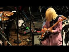 The Joy Formidable performs Whirring.  Live from Mellow Johnny's Bike Shop during KEXP's broadcast at SXSW on March 17, 2011.