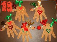 Christmas--cute homemade ornaments