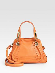 Chloé Paraty Small Shoulder Bag - Saks 5th Avenue