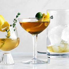 The Doubting Duck | Hosting a dinner party? This sherry aperitif is super food-friendly, and your guests will love it.