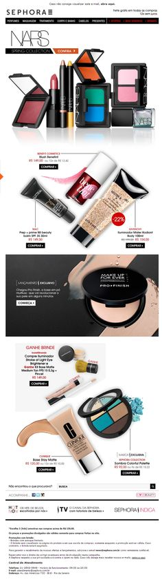 sephora beauty email: