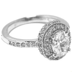 .My engagement ring, I will be wearing this within a year!