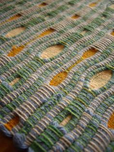 Atelier Woven Sweden: fish like ♫