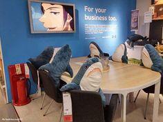 Man Ikea that's a smart way of selling stuff XD #rin #matsuoka #free!