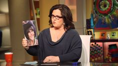 Rosie says goodbye to one of her childhood icons and remembers kissing his poster good night.    Read more: http://www.oprah.com/own-rosie/Rosie-Remembers-Davy-Jones-Video#ixzz1oSFTMVVD