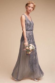 BHLDN Aubrey Dress in  Bridesmaids View All Dresses | BHLDN
