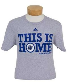This Is Home Tee #gvsu