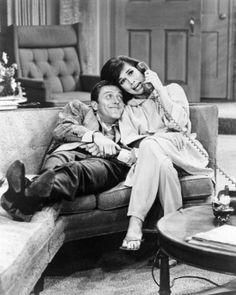 The Dick Van Dyke Show. with Dick Van Dyke and Mary Tyler Moore. Principe William Y Kate, Nostalgia, Retro, Mary Tyler Moore, Classic Comedies, Vintage Television, The Lone Ranger, Tv Land, Old Shows