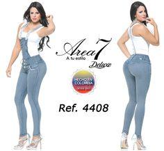 Ref 4406   Colección Jeans Levantacola Area 7   Pinterest