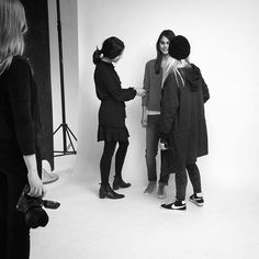 BEHIND THE SCENES. #pictureparkstudios #wewebfashion #hamburg #modelshot #blackandwhite #fashion #photography #instadaily #potd @julia_kiecksee @cillemouse @m4models