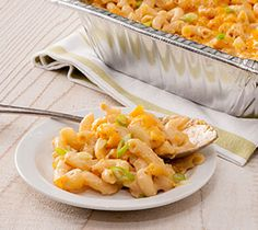 Mac and Cheese on the Barbecue