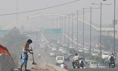 India court slams Delhi's worsening air pollution. National Green Tribunal directs all vehicles older than 15 years be taken off capital's roads in bid to tackle bad air quality