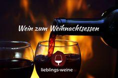 Welcher Wein passt zu welchem Weihnachtsessen?