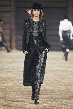 Chanel Automne-Hiver 2014-2015