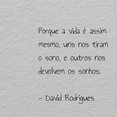 #regram @praela_oficial Amei isso #davidrodrigues