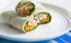 tuna and lemon wrap recipe recipe from Food52