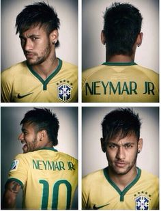Neymar Jr. Fifa Football, Sport Football, Neymar Brazil, Messi And Neymar, Good Soccer Players, World Cup 2014, Cutest Thing Ever, Champions, Best Player