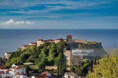 06-27 Ulcinj Castle aka Stari Grad (Old Town), Adriatic Sea... #ulcinj: 06-27 Ulcinj Castle aka Stari Grad (Old Town), Adriatic… #ulcinj