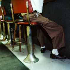 documenting of an american diner. This was really nostalgic for me, especially in the time we are in now.