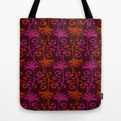 SAMBA Tote Bag by Wagner Campelo | Society6