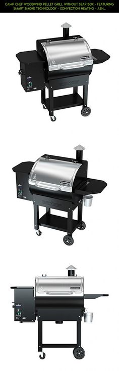 Camp Chef Woodwind Pellet Grill without Sear Box - Featuring Smart Smoke Technology - Convection Heating - Ash Cleanout System #heating #gadgets #shopping #drone #food #kit #fpv #racing #camera #plans #parts #tech #technology #products