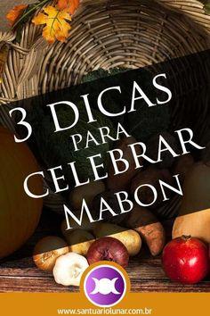 Aprenda 3 dicas de rituais para fazer em Mabon e celebre este Sabbat! Cada ritual de Mabon é uma forma de celebrar a abundância da segunda colheita do ano! Mabon, Wicca, O Ritual, Baby Witch, Sabbats, Abundance, Easter Eggs, Harvest, Celebrities