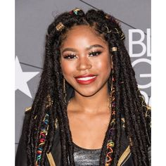 Looking for inspiration to style your textured hair? Check out these hairstyles, perfect for kinks, curls, and coils — straight from the red carpet. Pretty Black Girls, Black Girls Rock, Nickelodeon Girls, Voluminous Curls, Cute Young Girl, Hair Color For Black Hair, Summer Hairstyles, Powerful Women, Textured Hair