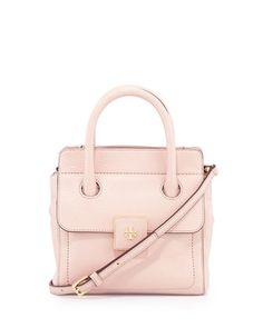 Clara Small Pebbled Tote Bag, Light Oak by Tory Burch Less than $320. I love this bag, only wish it were larger.