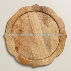 Cheap Wedding Plate, Wooden Charger Plate, Charger Plates