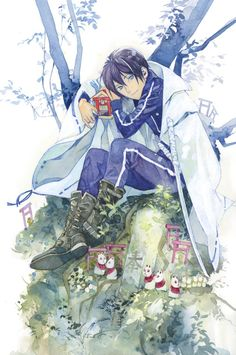 Yato-Noragami Related posts: Image of yato, noragami, and anime Yato & Hiyori Yatogami Noragami, Anime Noragami, Manga Anime, Yato And Hiyori, Fanarts Anime, Anime Art, Vocaloid Kaito, Kaito Shion, Aho Girl