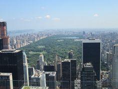 Top of the Rock, Rockefeller Center. NYC, Nueva York
