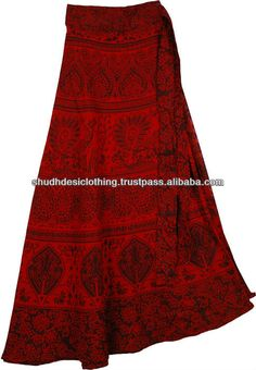 2013 Women Long Beach Skirt Cotton Wrap Skirts $2.5~$4