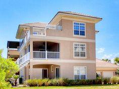VRBO.com #396878 - Hammock Beach Sea Dream, Oceanview, Elevator, Theater, Hdtv, New Private Pool