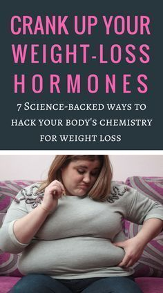 7 Ways to Crank Up Your Weight Loss Hormones