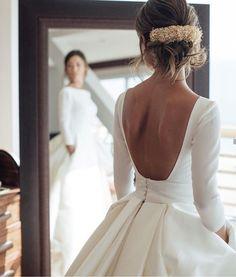Gown by Ruben Hernandez Costura