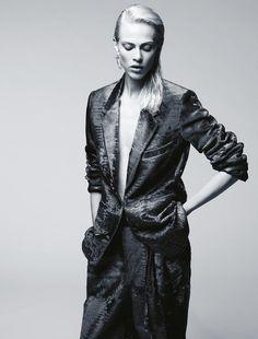 Aymeline Valade Yves Saint Laurent