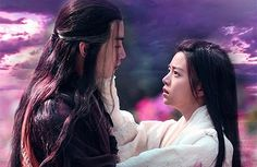 """Producer Yu Zheng's Mainland drama, """"The Romance of the Condor Heroes"""", starring Michelle Chen and Chen Xiao, will air on December 3, 2014."""