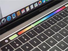 Coup d'œil sur les MacBook Pro Touch Bar   MacGeneration