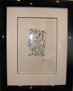 John Lennon IMAGINE PEACE 2006 30 X 40 cm