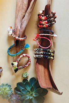 #Stacked #Ikat #Bracelet #Anthropologie