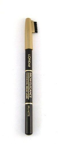 LOREAL BROW ELEGANCE Enhancing Brow Liner Pencil  Brunette >>> Find out more about the great product at the image link.