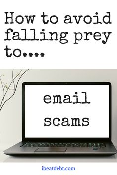 Have you fallen prey to a scam or phishing email? Are you worried about how sophisticated they are now? I've put together some of my top hints, tips and advice on how to spot them. As the scams and spoof messages get cleverer it is best to keep your eyes open. Hopefully this post will stop you falling for them. Click through to see these quick tips.