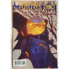 The New 52 Futures End #26 DC Comic Book